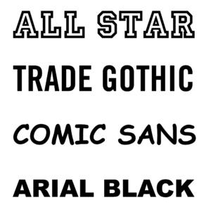 Lettertype